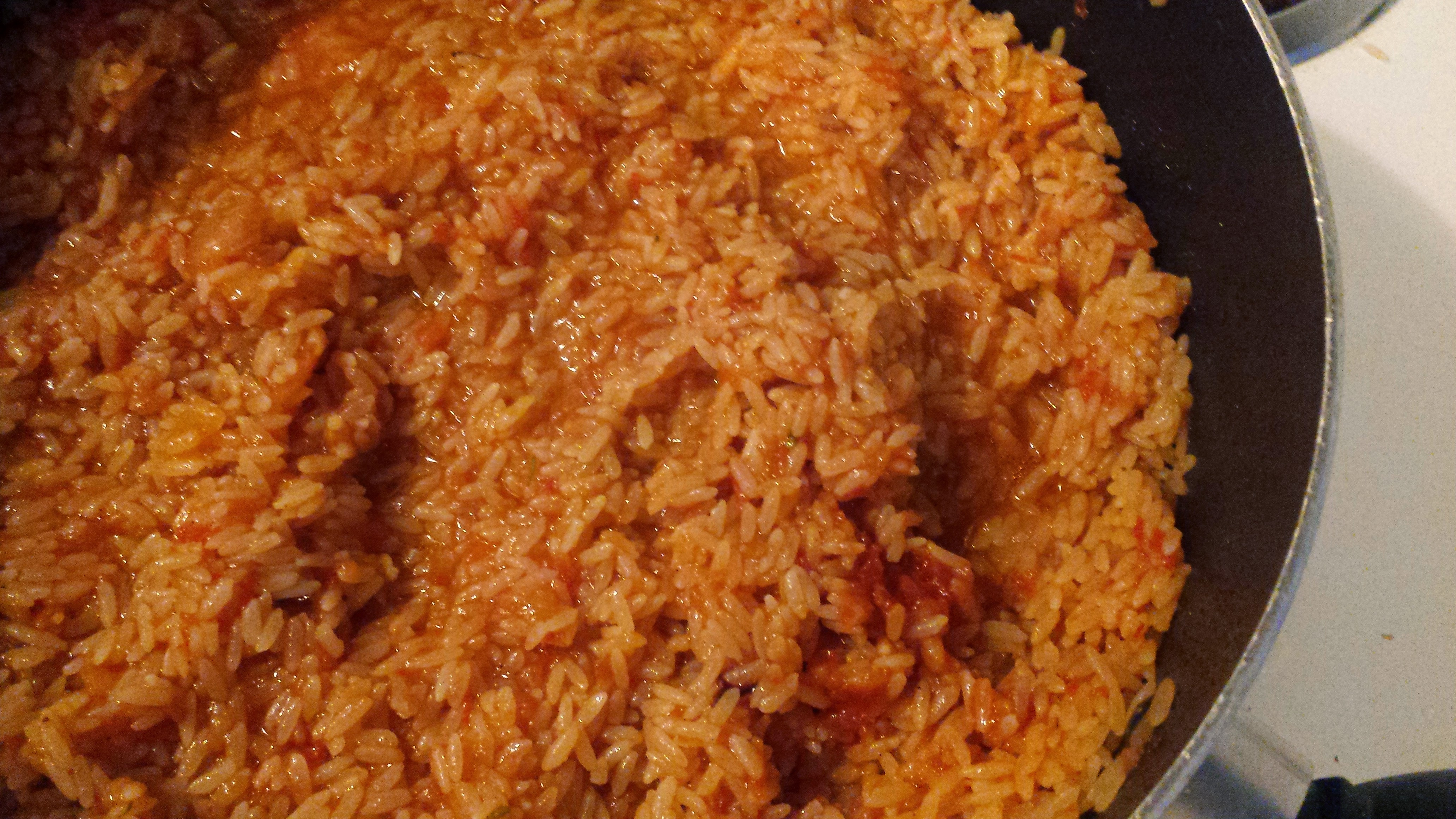 how to cook nigerian curry rice