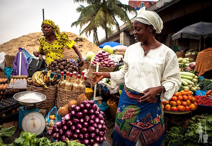 market-woman