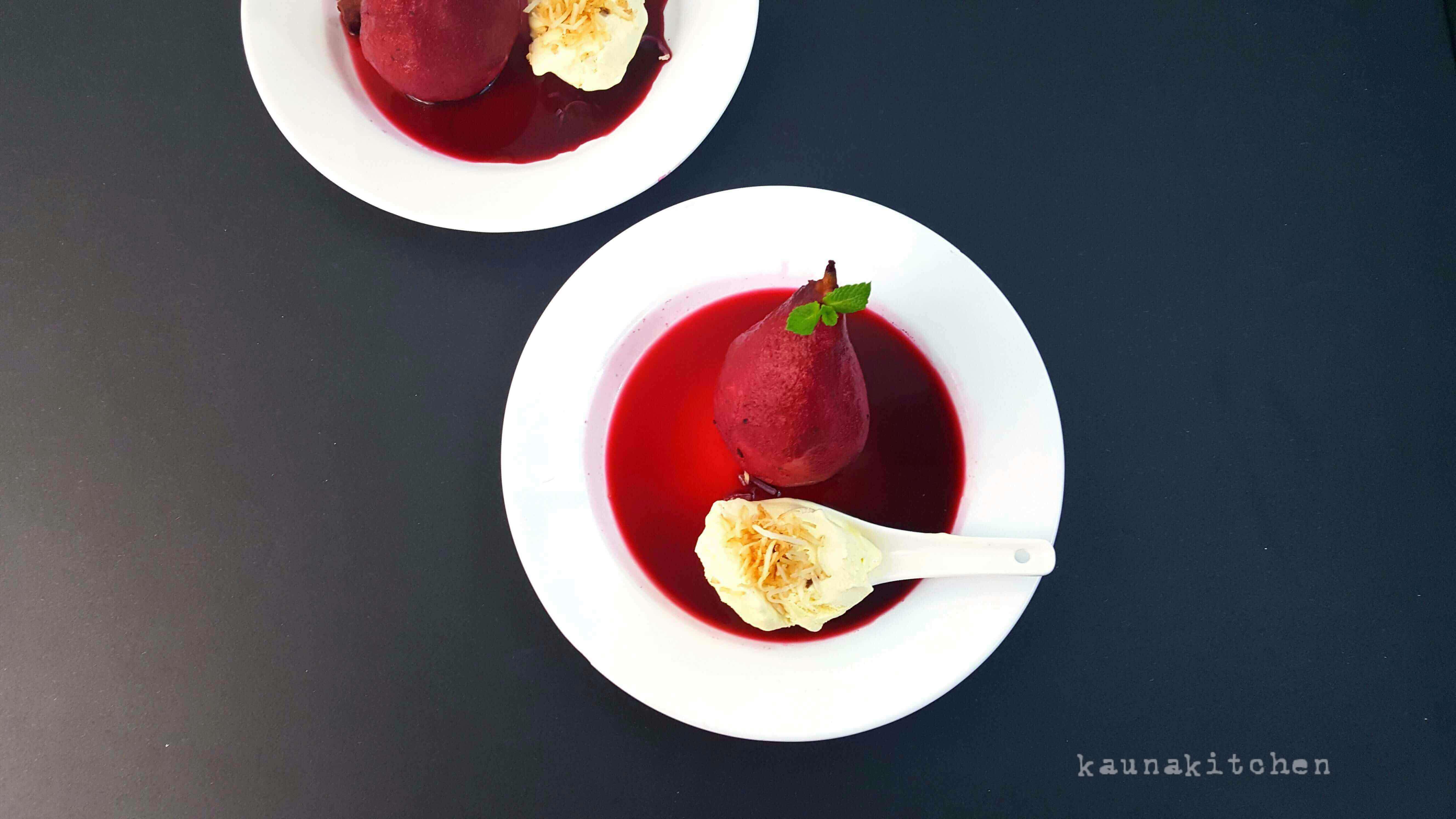 Zobo dessert
